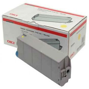 TONER OKI Yellow C7100