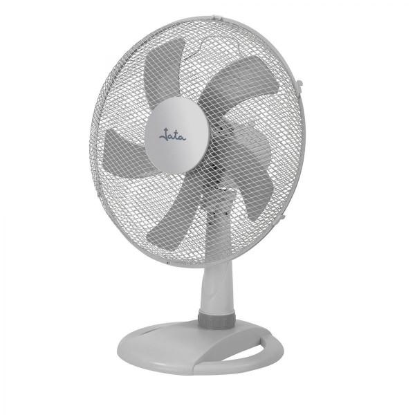 Ventilador Jata De Mesa Vm3027 5 Aspas 43cm