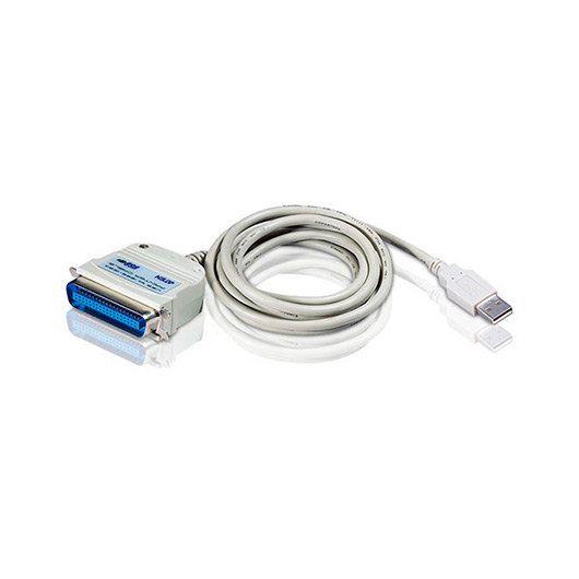 ADAPTADOR USB A PARALELO ATEN UC1284B AT