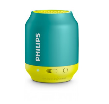 Philips Bt50a00 Bluetooth Azul Amar