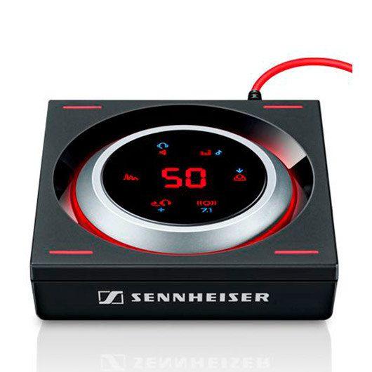 AMPLIFICADOR SENNHEISER GSX 1200 PRO GAMING