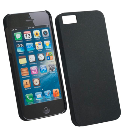 Apple Carcasa Iphone 5  Tpu  Negro Arena