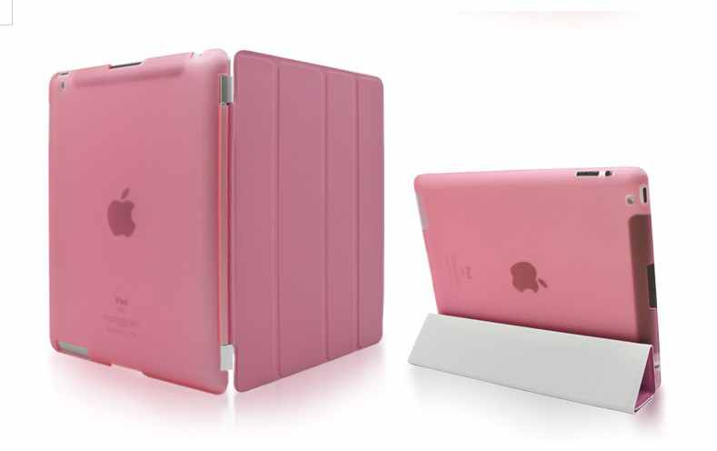 Apple Funda Ipad23 L Link Magnetica Ll At 7 Rosa