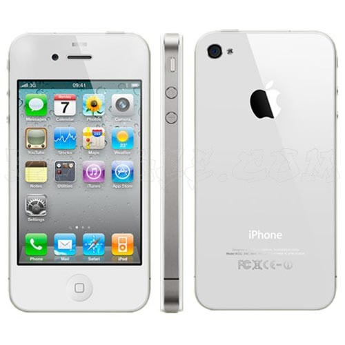 Apple Iphone 4s 16gb 3g Blanco