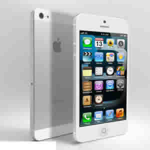 Apple Iphone 5 64gb Blanco