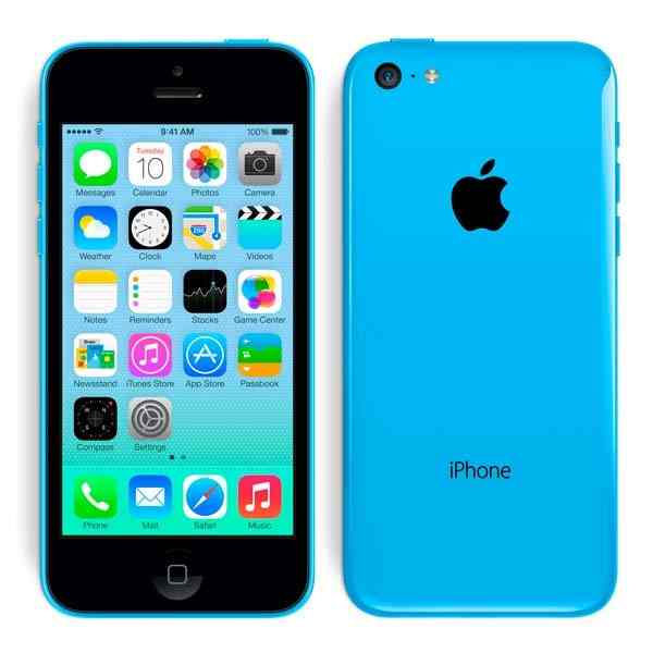 Apple Iphone 5c 16gb Azul Me501 Promo