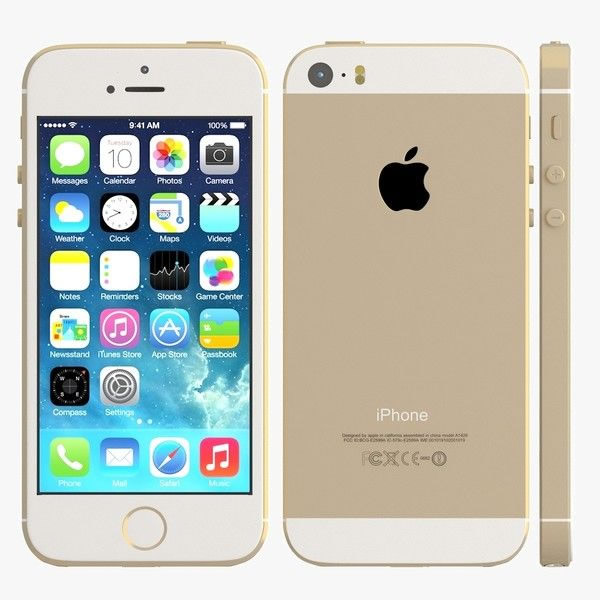 Apple Iphone 5s 32 Gb Gold Me437dn