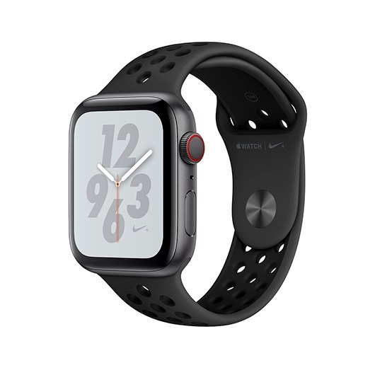 APPLE WATCH NIKE 38MM SPACE GREY ALUMINIUM CASE