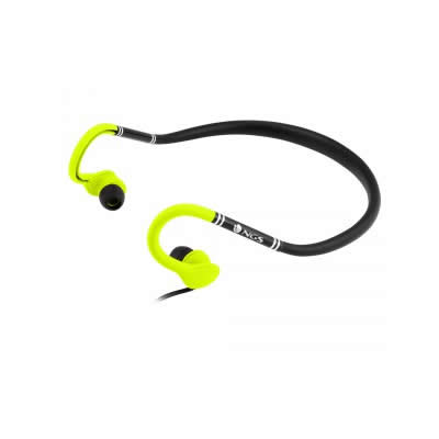 Ver AURICULARES NGS YELLOW COUGAR SPORT