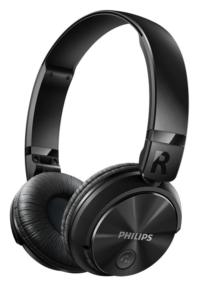 Ver PHILIPS SHB3060BK00 BLUETOOTH NEGRO