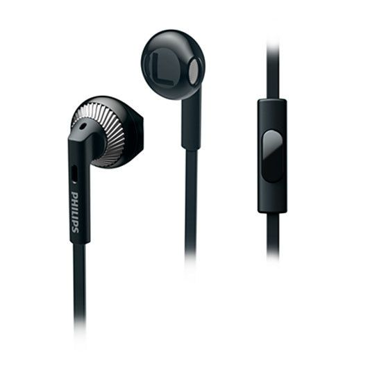 Ver PHILIPS SHE3205BK NEGRO