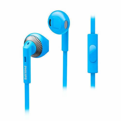 Ver PHILIPS SHE3205BL