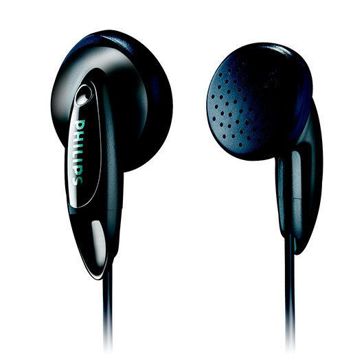Ver PHILIPS SHE135000 NEGRO
