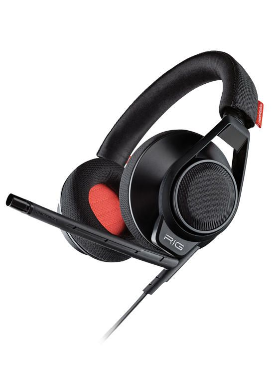 Ver PLANTRONICS RIG SONY PS4 NEGRO