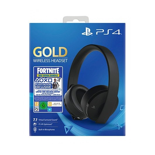 Sony Ps4 Gold Fortnite