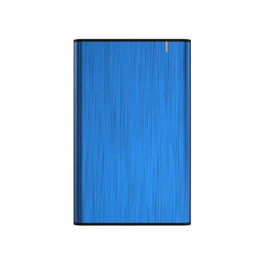 Caja Externa 2 5 Usb3 1 Sata Aisens Aluminio Azul Usb 30