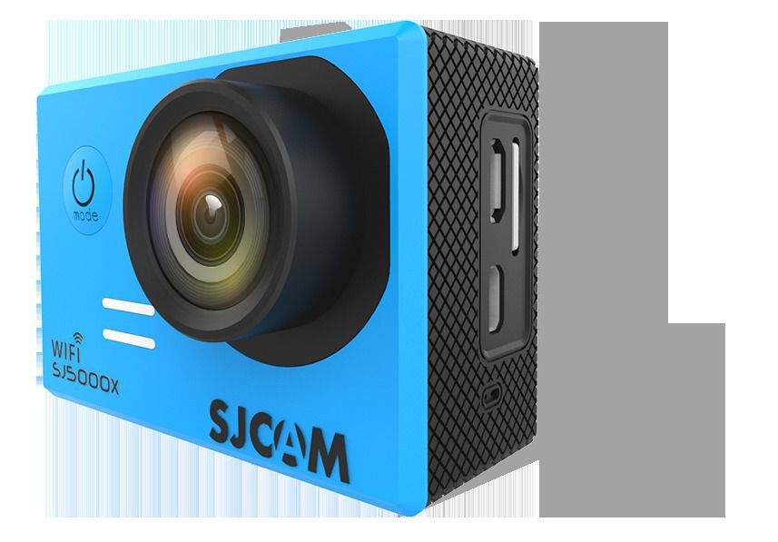 Ver SJCAM SJ5000X ELITE WIFI BLUE V2 0