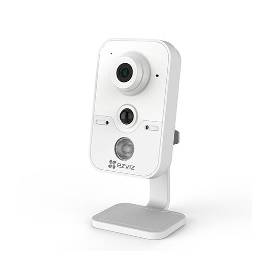 Ver CAMARA IP WIFI EZVIZ C2CUBE WHITE INDOOR