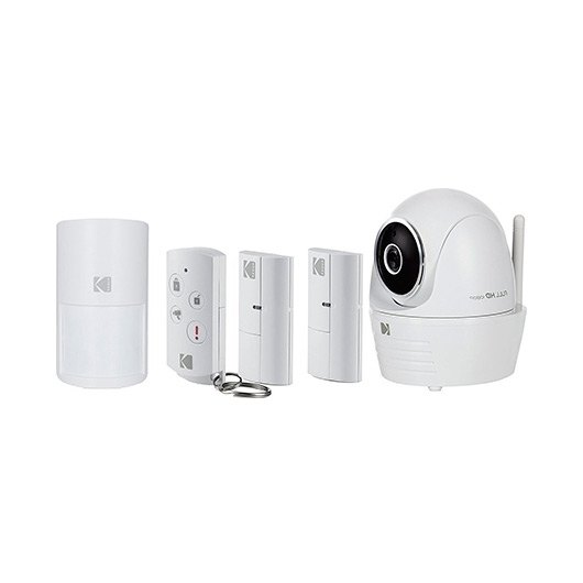 Ver CAMARA IP WIFI KODAK IP101WG INDOOR PREMIUM KIT