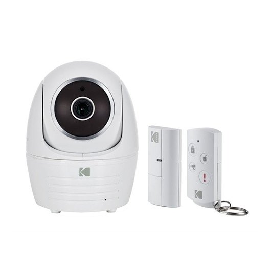 Ver CAMARA IP WIFI KODAK IP101WG INDOOR STARTER KIT