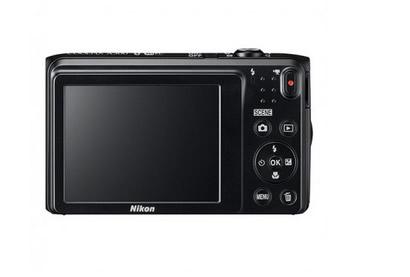 Camara Nikon Coolpix A300 Negra