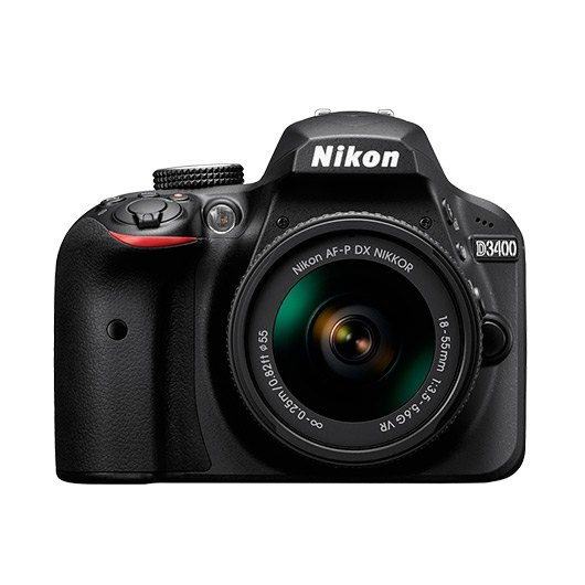 NIKON REFLEX D3400 18 55 DX noVR KIT