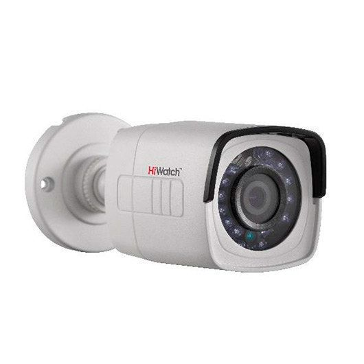 Ver CAMARA TVI HD HIWATCH BULLET OUTDOOR DS T100
