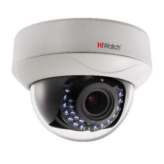 Ver CAMARA TVI HD HIWATCH DOMO INDOOR DS T227