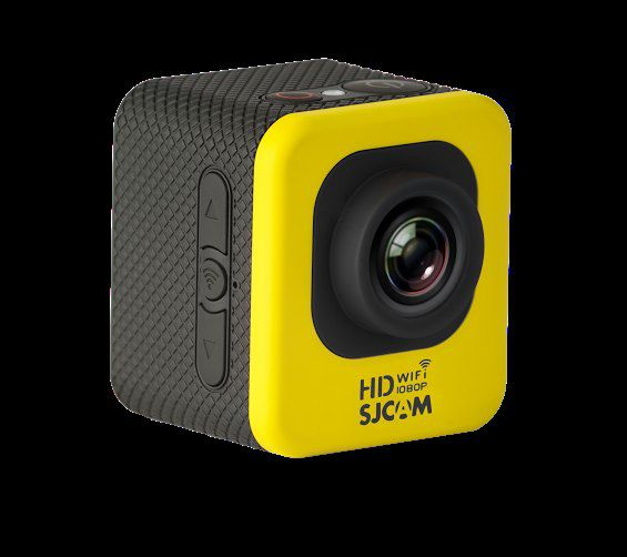 SJCAM M10 WIFI YELLOW V20