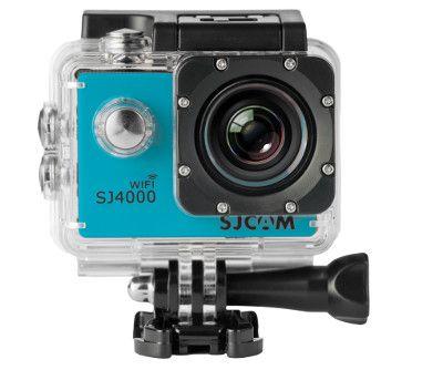 SJCAM SJ4000 WIFI BLUE V20