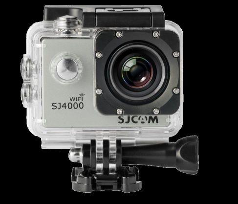 Ver SJCAM SJ4000 WIFI SILVER V2 0
