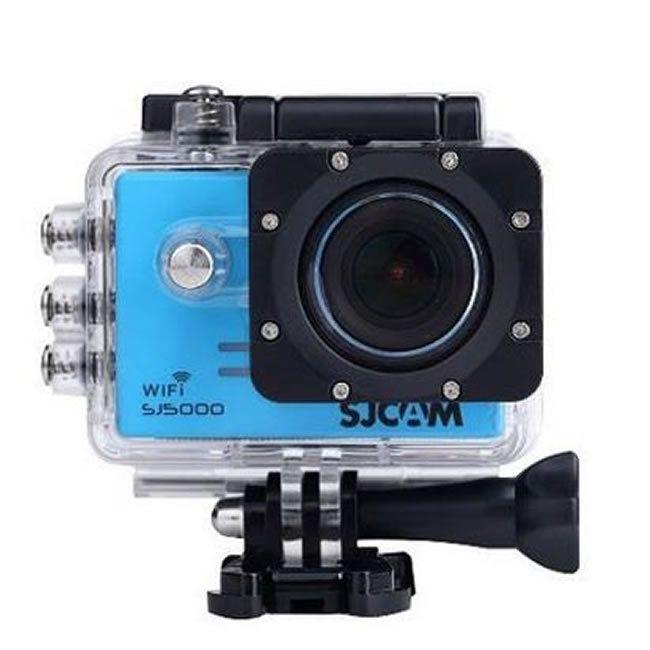 SJCAM SJ5000 WIFI BLUE V2 0