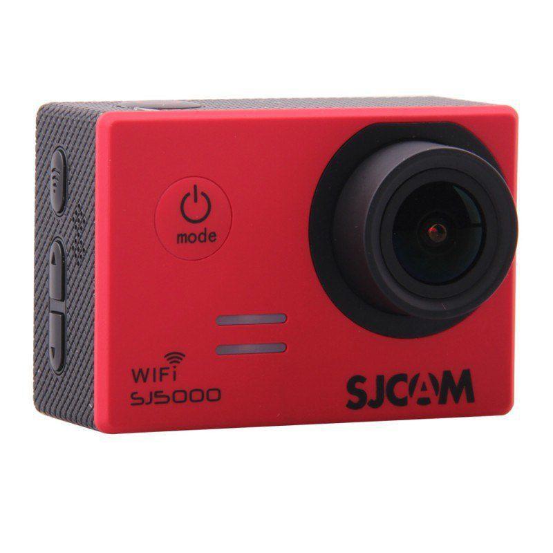 SJCAM SJ5000 WIFI RED V2 0