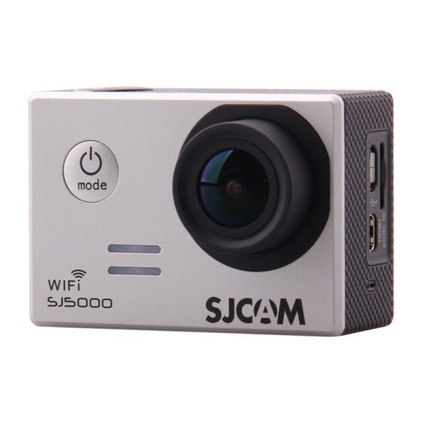 Ver SJCAM SJ5000 WIFI SILVER V2 0