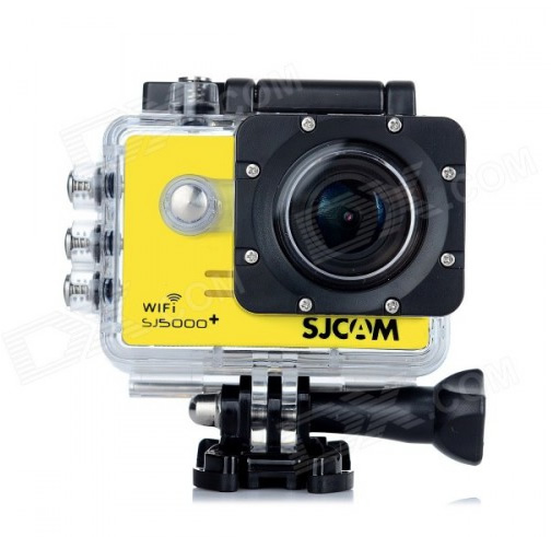 Sjcam Sj5000 Wifi Yellow V2 0