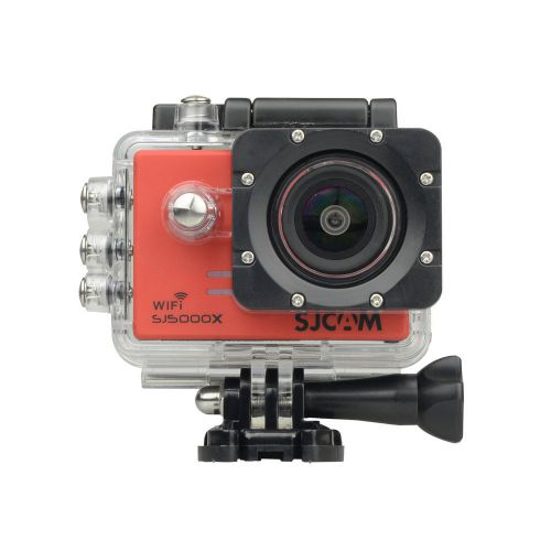 Ver SJCAM SJ5000X ELITE WIFI RED V2 0