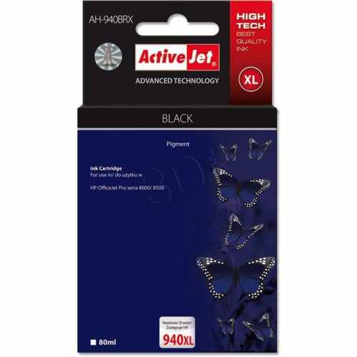 Ver CARTUCHO COMP ACTIVEJET HP N940XL C4906AE NEGRO