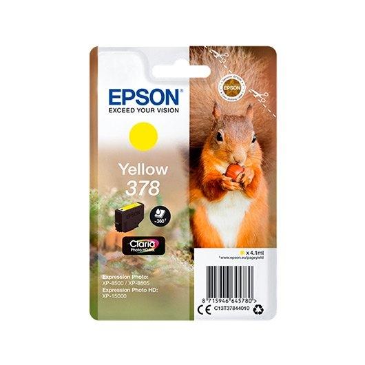 EPSON 378 AMARILLO