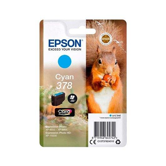 Ver EPSON 378 CIAN