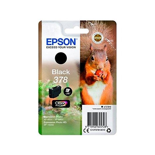 EPSON 378 NEGRO