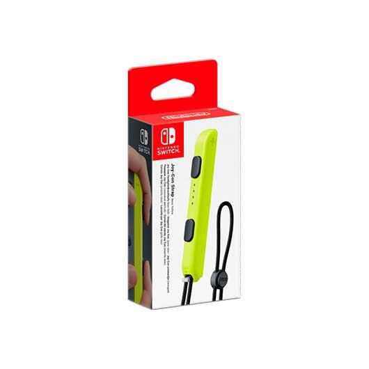 Ver CORREA MANDO NINTENDO SWITCH JOY CON AMARILLO