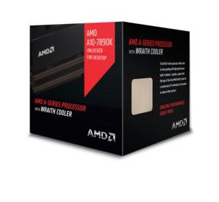 Ver CPU AMD FM2 A10 7890K 4X41GHZ4MB BOX