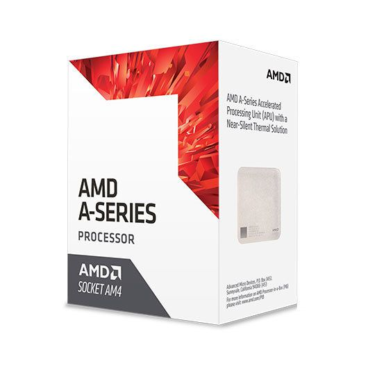 Ver AMD AM4 A10 9700 4X38GHZ2MB BOX
