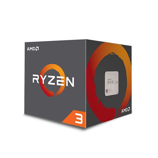 Ver CPU AMD AM4 RYZEN 3 1300X 3 5GHZ10MB BOX