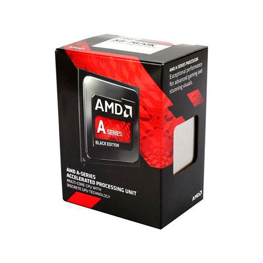 Ver CPU AMD FM2 A8 7670K 4X4 3 6GHz 4MB BOX
