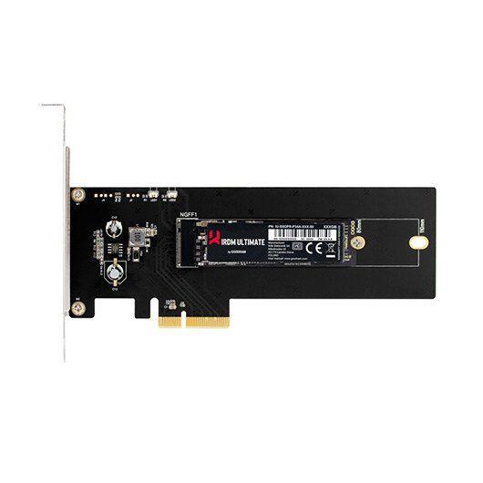 Ver GOODRAM IRDM ULTIMATE M2 SSD 480GB PCIE