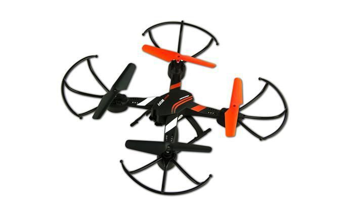 Ver DRONE NINCO SPORT WIFI HD 2 CUADRACOPTERO HOLD ALT