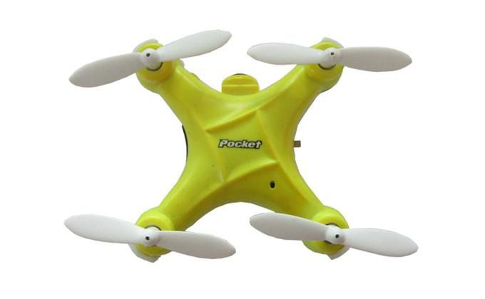 DRONE NINCO POCKET CUADRACOPTERO