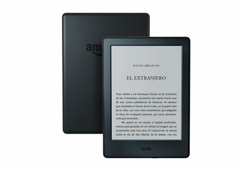 Ver EBOOK KINDLE 6 WIFI NEGRO