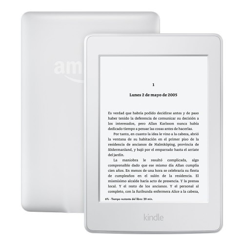 Ver EBOOK KINDLE PAPERWHITE 6 WIFI